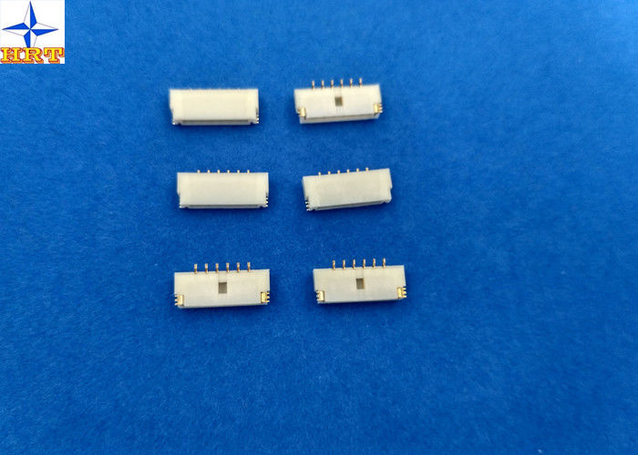 Wire to board connectors pitch 1.25mm 90° wafer connector  SMT  TYPE