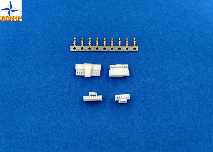 50V DC Current Circuit Board Wire Connectors Pitch 1.0mm 4pins Or 6pins For PDP / LCD