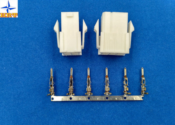 4.20mm Pitch Wire To Wire Connectors terminals male crimp terminals ...