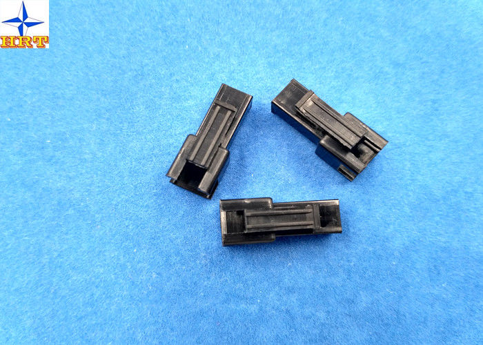 Receptacle housing Single Row Wire To Wire Connector 2.50mm Pitch ...