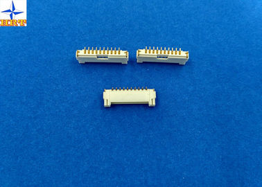 Chiny 1.25mm Pitch Vertical SMT Connector With Phosphor Bronze Material A1253WVA Series fabryka