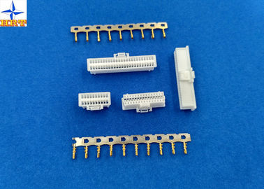 Chiny Dual Row 1.00mm Pitch Wire To Board Connectors A1003H Wire Housing With Lock fabryka