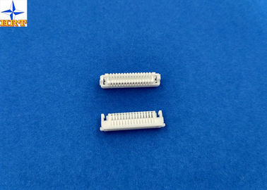 Chiny 1mm pitch Female Wire To Board Connector 21 / 31positions Wire Housing For Computer fabryka