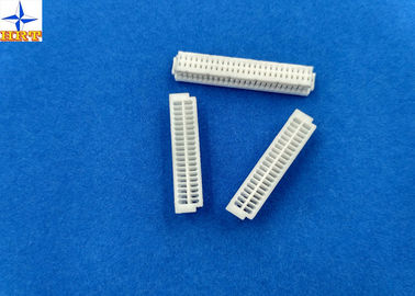 Chiny PA66 Material double Row 1mm Pitch  Connector, Wire  Crimp Board To Wire Connectors Sereis fabryka