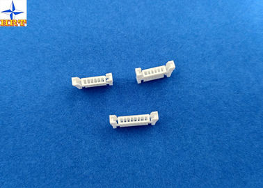 Chiny 1mm Pitch Electrical Wiring Connectors , Wire To Board Header PA66 Material fabryka