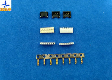 Chiny 1.2mm pitch 78172 cellphone wire to board type battery connectors 8 position max fabryka