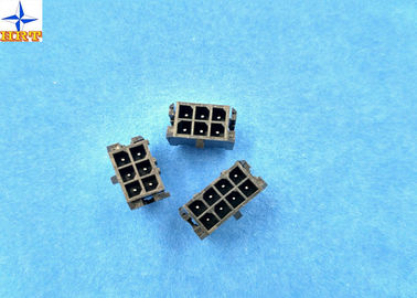 Chiny 3.0mm Pitch Board In Connector, Wafer Connector Tin-Plated Foot Dual Row Header fabryka