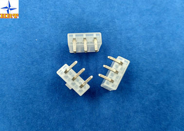 Chiny Single Row Wire ToWire Power Connector, Wafer Connector 4.2mm Pitch With Lock Structure fabryka
