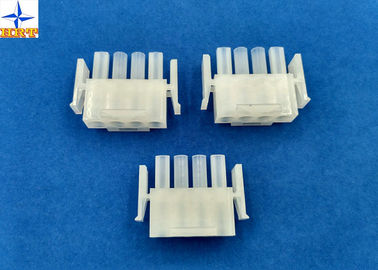 Chiny Electronic Single Row Housing Wire To Wire Connectors 6.35mm Pitch Male Housing fabryka